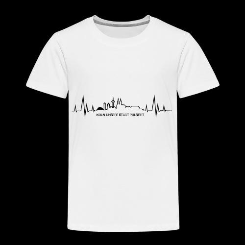 KÖLN - unsere Stadt pulsiert - Kinder Premium T-Shirt