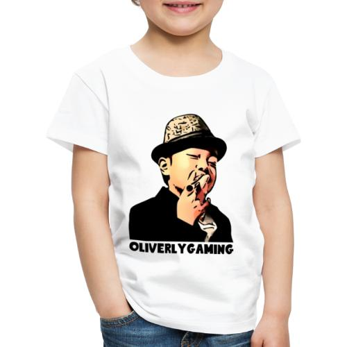 OliverLyGaming - Børne premium T-shirt