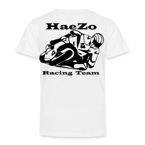 HaeZo Racing Team Logo - Kinder Premium T-Shirt