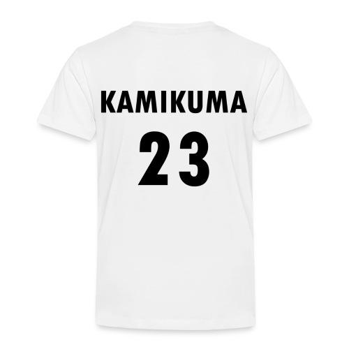 KamiKuma 23 - Kinder Premium T-Shirt