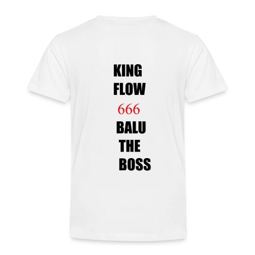 BALUTHEBOSS UND KINGFLOW 666-SHIRT - Kinder Premium T-Shirt