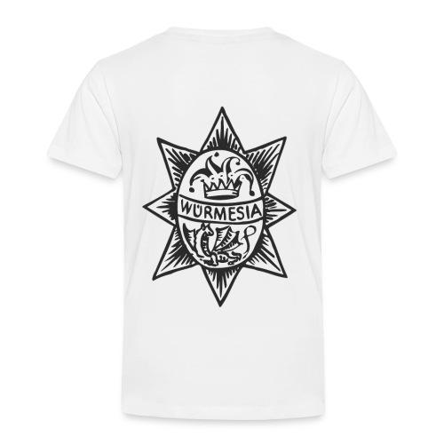 Würmesia Stern - Kinder Premium T-Shirt