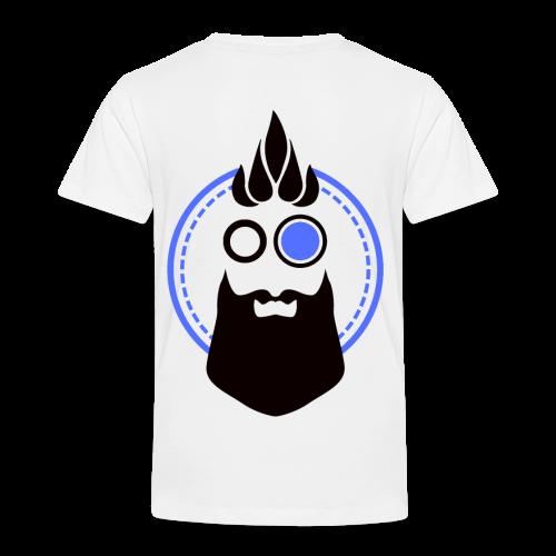 Parrattomat Paapat Logo - Lasten premium t-paita