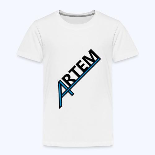 Artemlogo - Kinder Premium T-Shirt