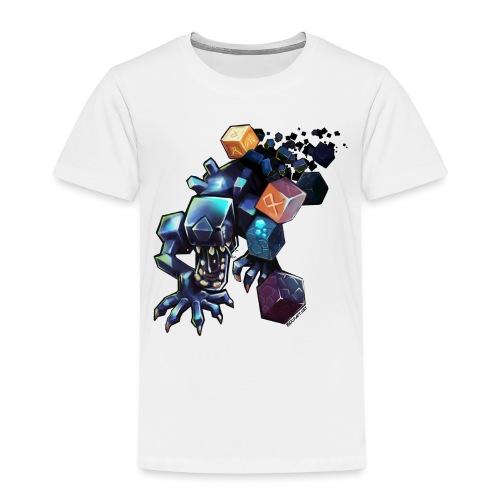 BDcraft Alien - Kids' Premium T-Shirt