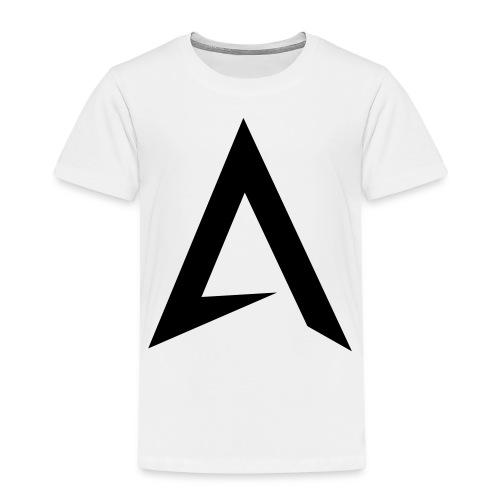 alpharock A logo - Kids' Premium T-Shirt