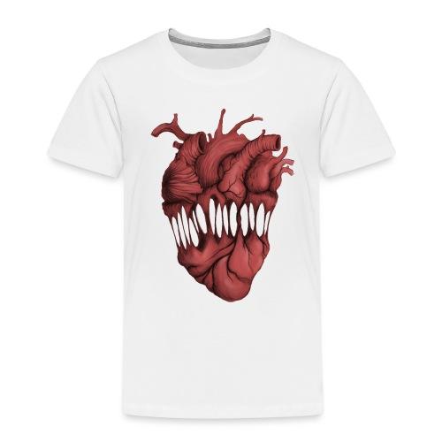 Bizarre Heart - Camiseta premium niño