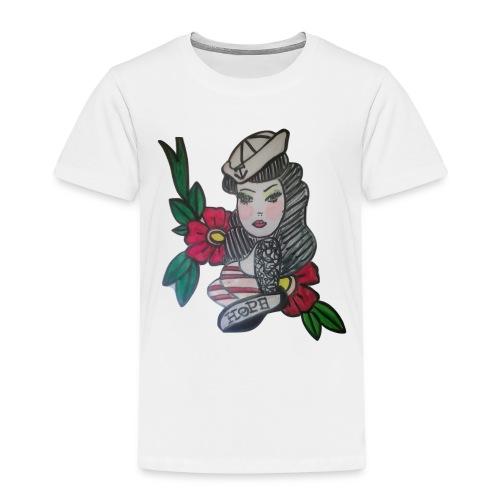 Hope girl - Maglietta Premium per bambini