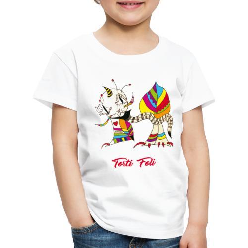 Torti Foli - T-shirt Premium Enfant