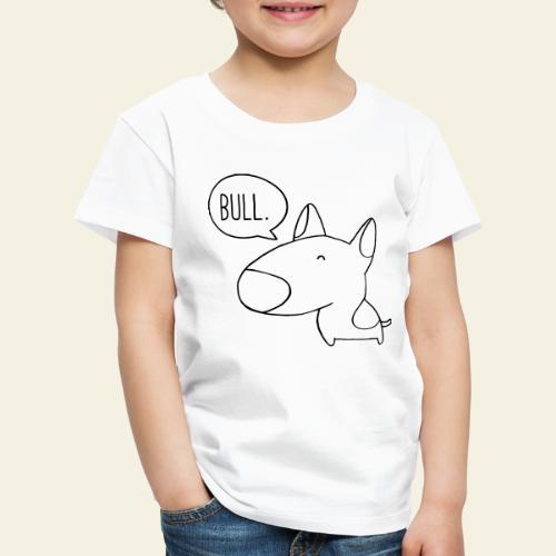 bull - Lasten premium t-paita