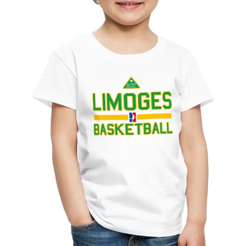 practice_blanc - T-shirt Premium Enfant