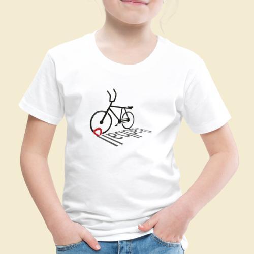 Radball | Shadow - Kinder Premium T-Shirt