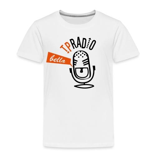 Tpradio - bicolore - Maglietta Premium per bambini