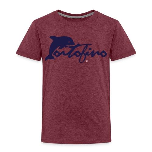 portofino 2019 NAVY - Kids' Premium T-Shirt