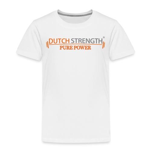 Dutch Strength - Kinderen Premium T-shirt