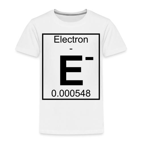 E (electron) - pfll - Kids' Premium T-Shirt