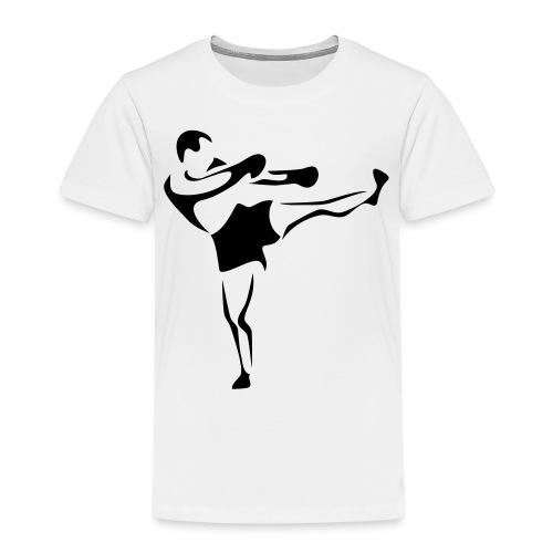 fight sport krav maga - Kinderen Premium T-shirt