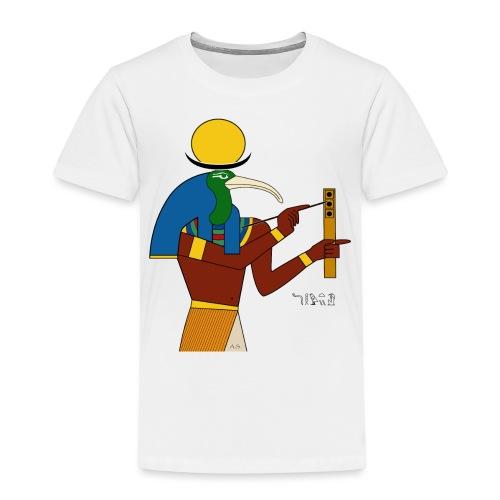 Thot – altägyptische Gottheit - Kinder Premium T-Shirt