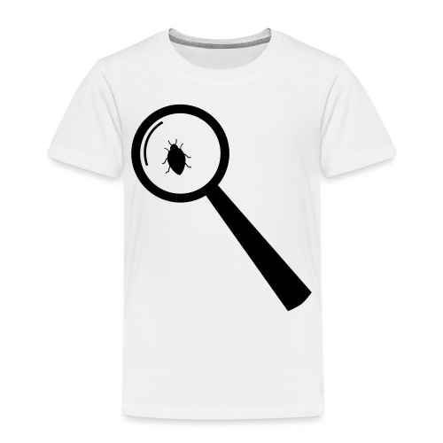 Bug Lupe - Kinder Premium T-Shirt