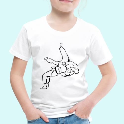 judo - T-shirt Premium Enfant