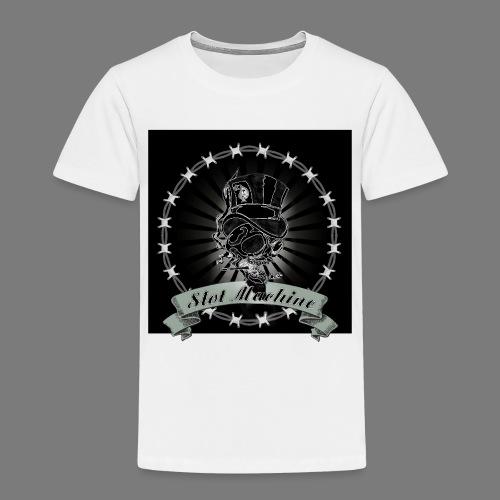 Smoking Gambler - Kinder Premium T-Shirt