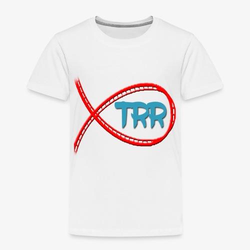 trr logo proper - Kids' Premium T-Shirt