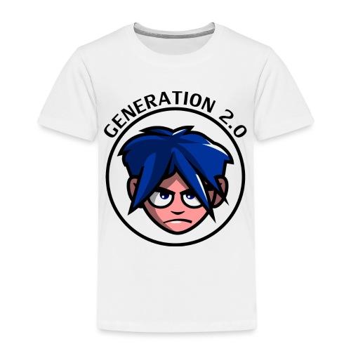 Generation 2.0 - Maglietta Premium per bambini