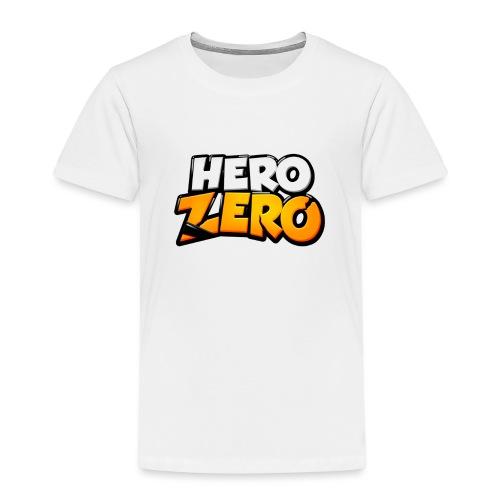 Hero Zero Logo - Kids' Premium T-Shirt