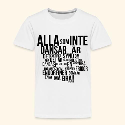 AllaSomINTE - Premium-T-shirt barn