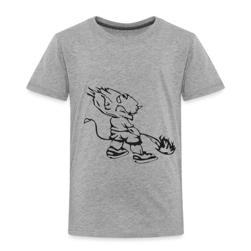 Rebellious devil - T-shirt Premium Enfant