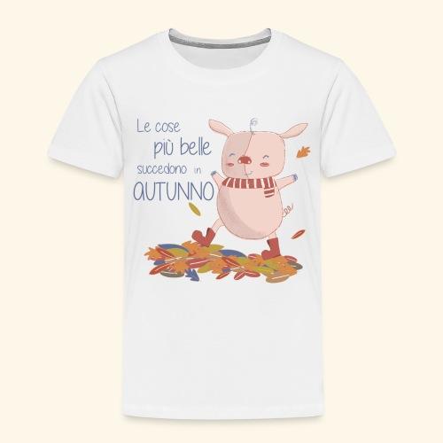 Autumn - Kids' Premium T-Shirt