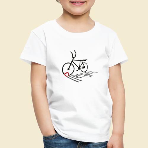Radball   Shadow - Kinder Premium T-Shirt