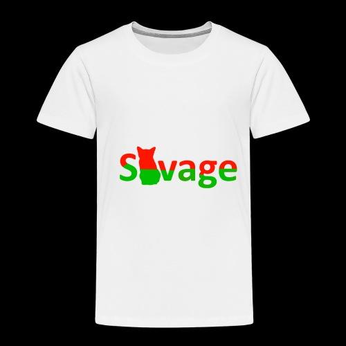 Savage Christmas Edition - Kids' Premium T-Shirt