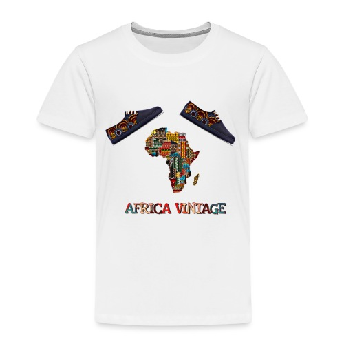 Africa Vntage Authentique - T-shirt Premium Enfant