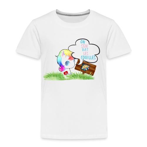 Pour les fou du Kawaiii - T-shirt Premium Enfant
