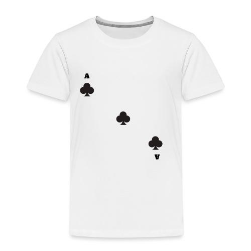 as de trèfle - T-shirt Premium Enfant