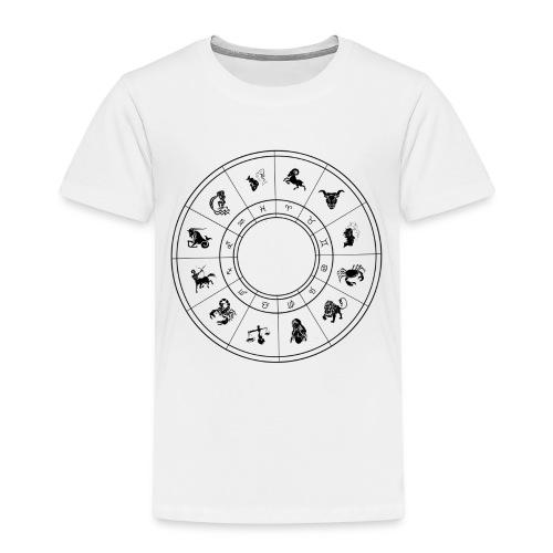 zodiac - Kids' Premium T-Shirt