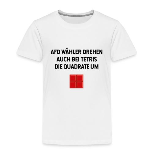 AFD Tetris - Kinder Premium T-Shirt