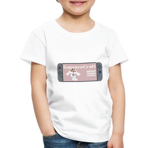 GamerCraft - Kinder Premium T-Shirt