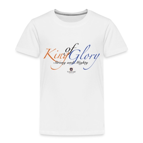 King of Glory by TobiAkiode™ - Kids' Premium T-Shirt