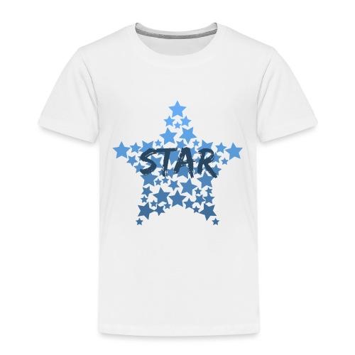 Blue star - Kids' Premium T-Shirt