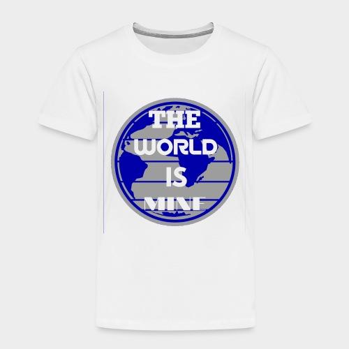 The World is mine - Kids' Premium T-Shirt