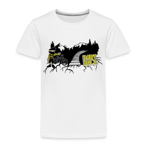 HARTHOLZ OLDSCHOOL - Kinder Premium T-Shirt