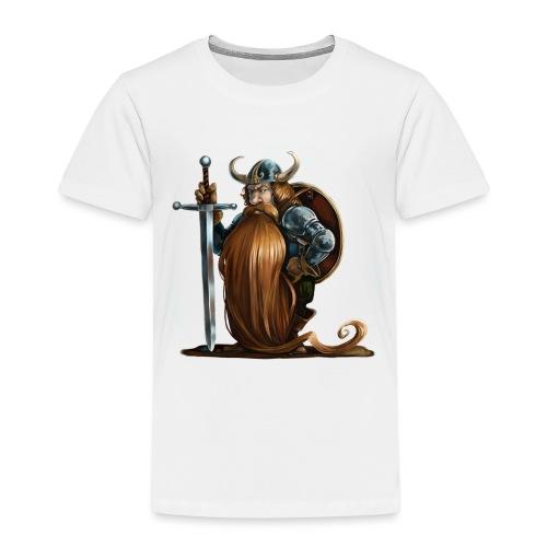 Günther, der Wülde - Kinder Premium T-Shirt