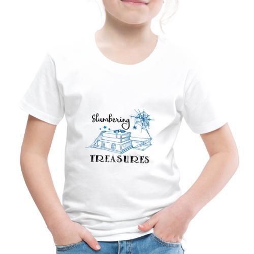 Slumbering Treasures - Black - Kids' Premium T-Shirt