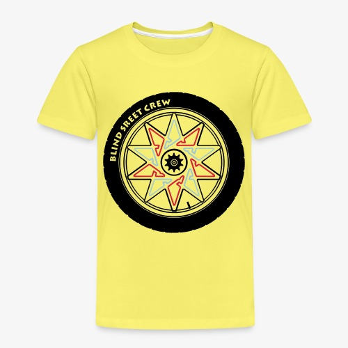 Blind Street Crew BMX - Maglietta Premium per bambini
