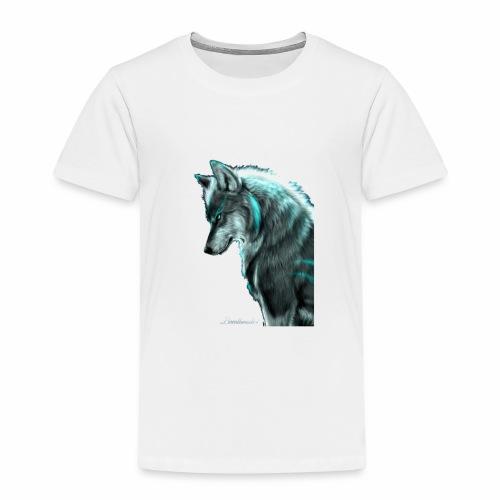 Breathmode wolf - T-shirt Premium Enfant