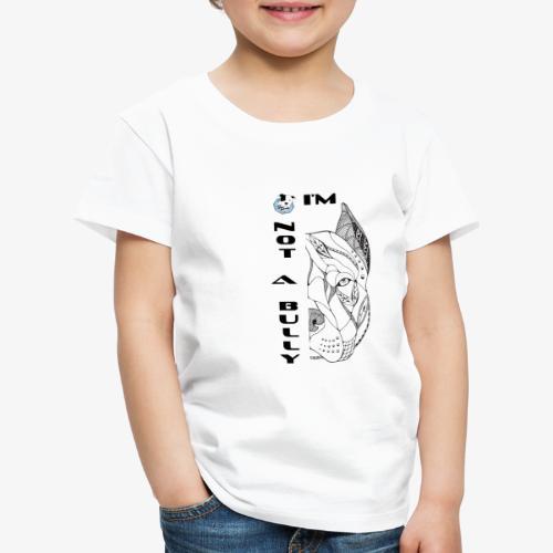 I'M NOT A BULLY - Maglietta Premium per bambini