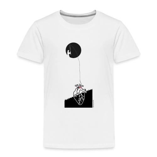 PESCACUORE - Maglietta Premium per bambini