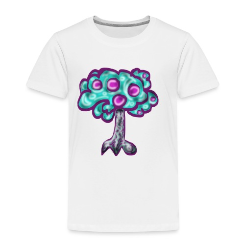 Neon Tree - Kids' Premium T-Shirt